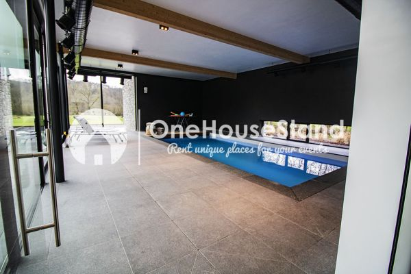 Picture of an event venue rental in Amonines, Luxemburg, Inside Jo's lodge 17181