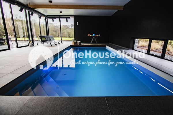 Picture of an event venue rental in Amonines, Luxemburg, Inside Jo's lodge 17186