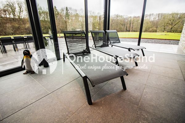 Picture of an event venue rental in Amonines, Luxemburg, Inside Jo's lodge 17189