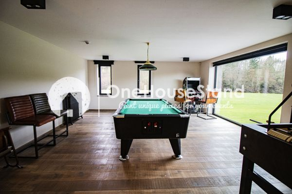 Picture of an event venue rental in Amonines, Luxemburg, Inside Jo's lodge 17215