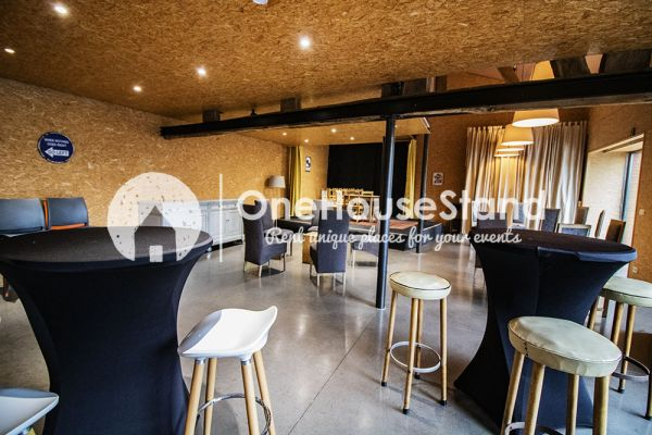 Picture of an event venue rental in Arbrefontaine, Liege, Inside Lionel & Céline's room 17060