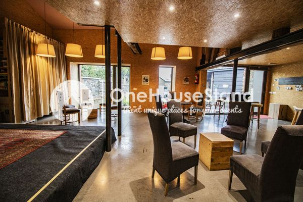 Picture of an event venue rental in Arbrefontaine, Liege, Inside Lionel & Céline's room 17062