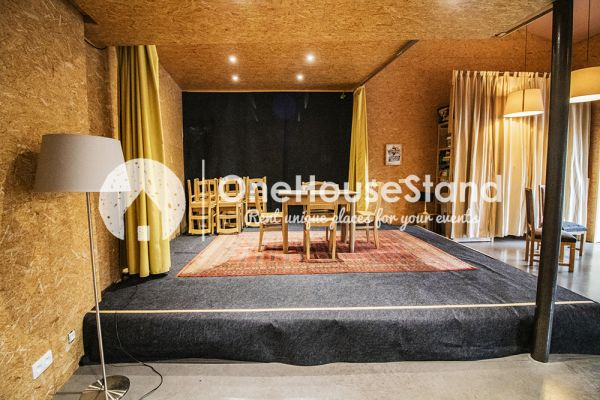 Picture of an event venue rental in Arbrefontaine, Liege, Inside Lionel & Céline's room 17064