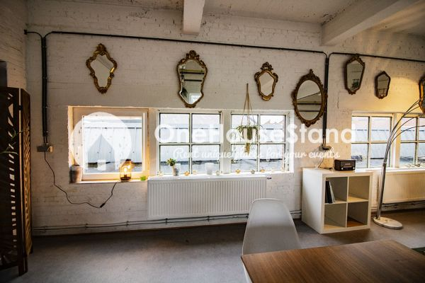 Picture of an event venue rental in Drogenbos, Flemish Brabant, Inside Joëlle & Séverine's workshop 17237