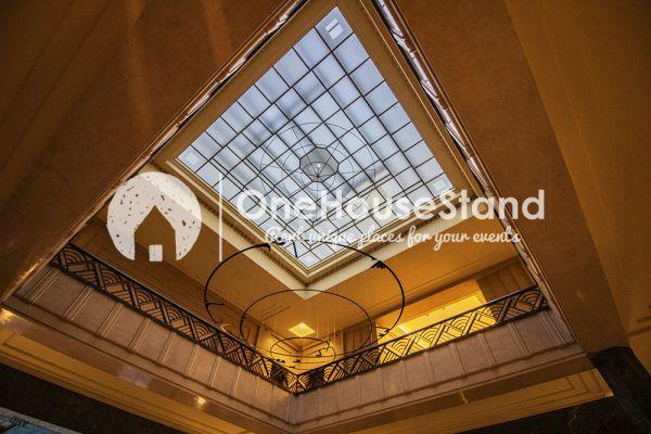 Photo d'une salle à louer à Elsene, Bruxelles, Dans La Villa Empain 17299