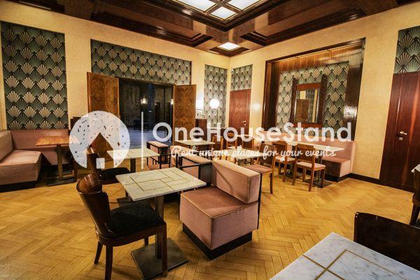 Photo d'une salle à louer à Elsene, Bruxelles, Dans La Villa Empain 17307