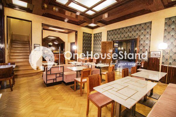 Photo d'une salle à louer à Elsene, Bruxelles, Dans La Villa Empain 17309