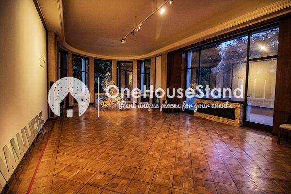 Photo d'une salle à louer à Elsene, Bruxelles, Dans La Villa Empain 17360