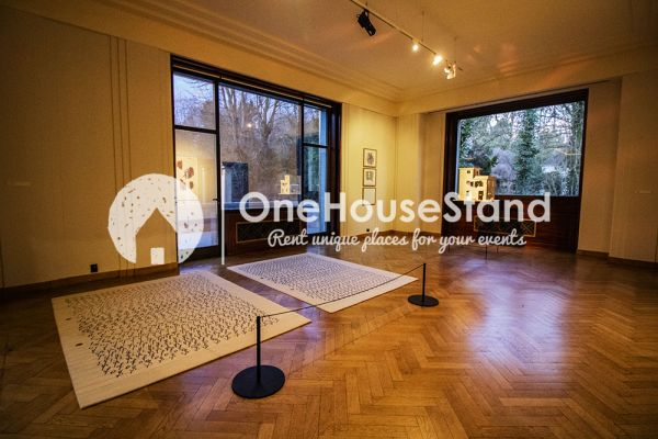 Picture of an event venue rental in Elsene, Brussels, Inside The Villa Empain 17367