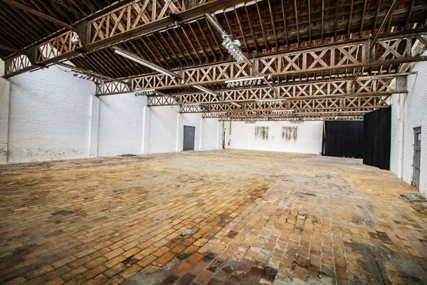 Picture of an event venue rental in Renaix, East Flanders, Inside Catherine's workshop 17416