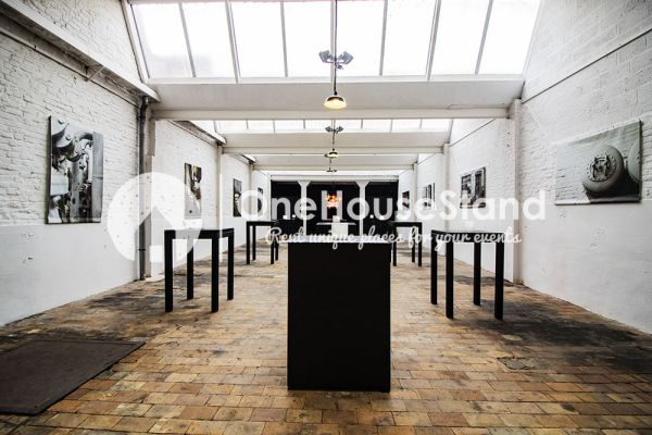 Picture of an event venue rental in Renaix, East Flanders, Inside Catherine's workshop 17455