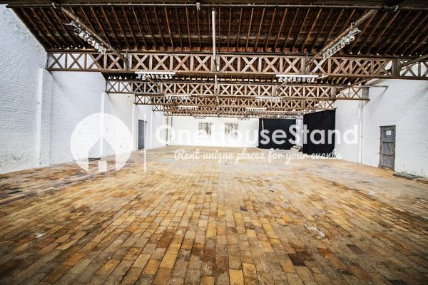 Picture of an event venue rental in Renaix, East Flanders, Inside Catherine's workshop 17483