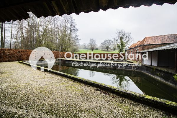 Picture of an event venue rental in Renaix, East Flanders, Inside Catherine's workshop 17520