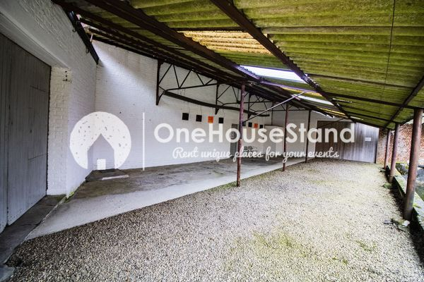 Picture of an event venue rental in Renaix, East Flanders, Inside Catherine's workshop 17522