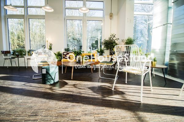 Picture of an event venue rental in Sint-Lambrechts-Woluwe, Brussels, Inside Romy's restaurant 17528