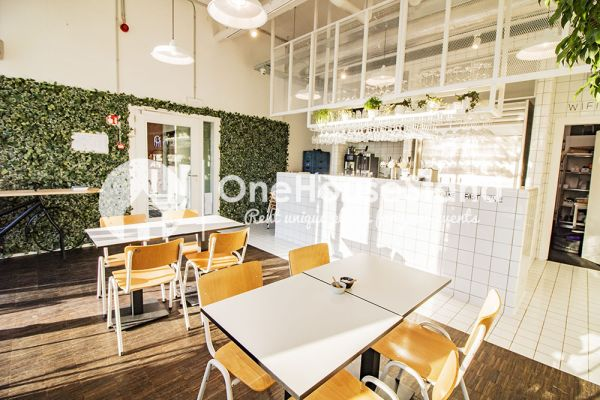 Picture of an event venue rental in Sint-Lambrechts-Woluwe, Brussels, Inside Romy's restaurant 17573