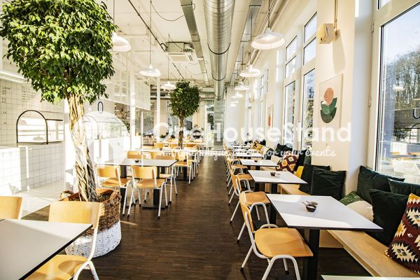 Picture of an event venue rental in Sint-Lambrechts-Woluwe, Brussels, Inside Romy's restaurant 17575