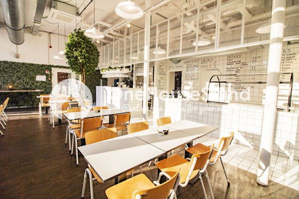 Picture of an event venue rental in Sint-Lambrechts-Woluwe, Brussels, Inside Romy's restaurant 17598