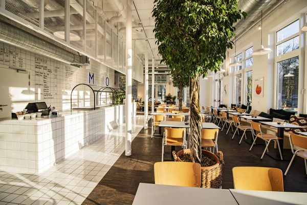 Picture of an event venue rental in Sint-Lambrechts-Woluwe, Brussels, Inside Romy's restaurant 17677