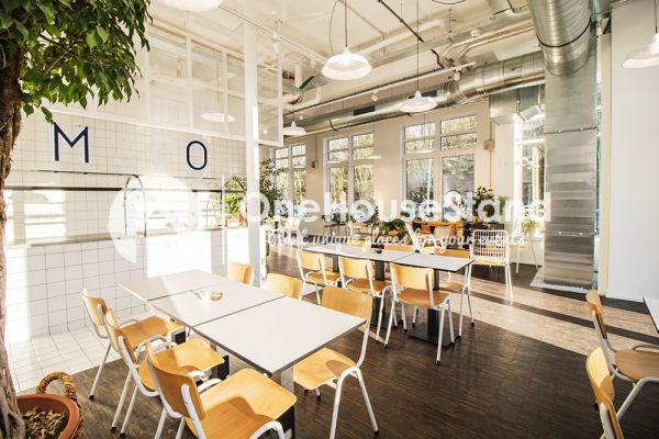 Picture of an event venue rental in Sint-Lambrechts-Woluwe, Brussels, Inside Romy's restaurant 17678