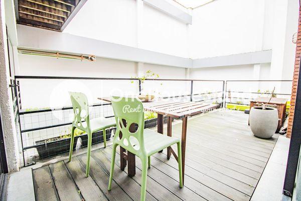 Photo d'une salle à louer à Molenbeek-Saint-Jean, Bruxelles, Dans le loft d'Elisa & Zino 18001