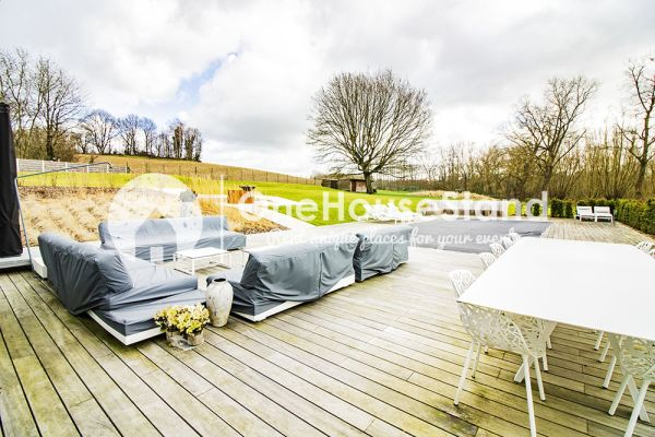 Picture of an event venue rental in Onze-Lieve-Vrouw-Lombeek, Flemish Brabant, Inside Deaur's living room 18074