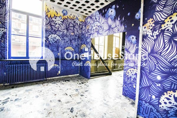 Picture of an event venue rental in Elsene, Brussels, Inside Nadia's room 18217