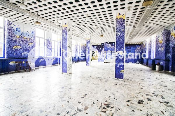 Photo d'une salle à louer à Elsene, Bruxelles, Dans le manège & la salle de Nadia 18258
