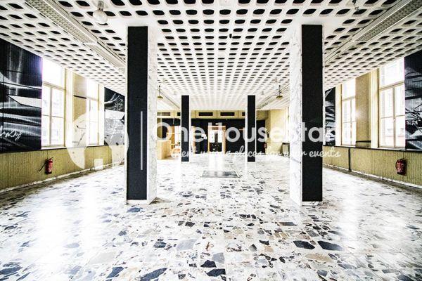Photo d'une salle à louer à Elsene, Bruxelles, Dans le manège & la salle de Nadia 18264