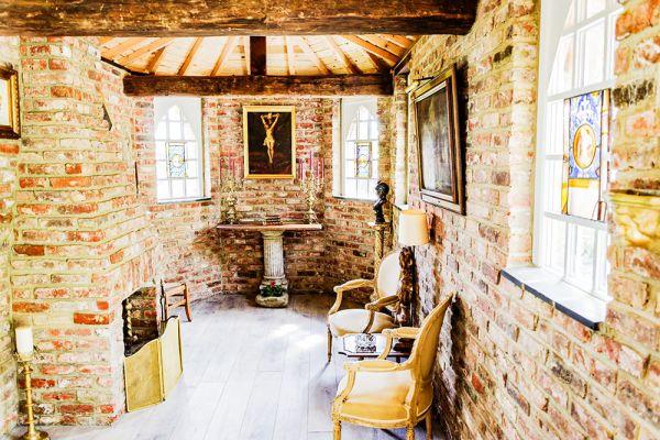 Photo d'une salle à louer à Ottignies, Brabant Wallon, Dans le manoir de François-Xavier 18292