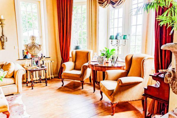 Photo d'une salle à louer à Ottignies, Brabant Wallon, Dans le manoir de François-Xavier 18297