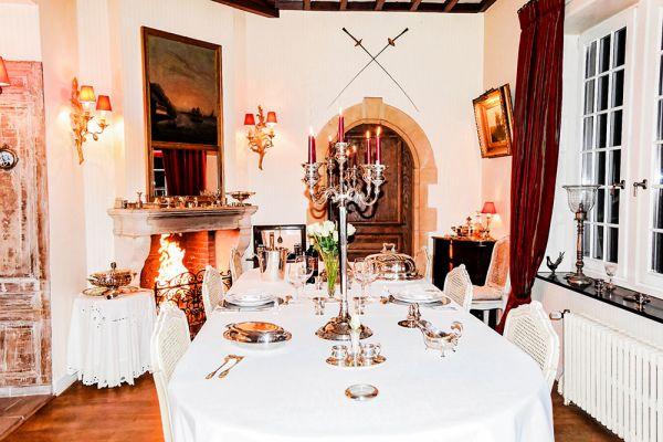 Photo d'une salle à louer à Ottignies, Brabant Wallon, Dans le manoir de François-Xavier 18308