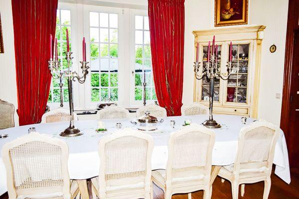 Photo d'une salle à louer à Ottignies, Brabant Wallon, Dans le manoir de François-Xavier 18309
