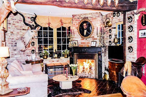 Photo d'une salle à louer à Ottignies, Brabant Wallon, Dans le manoir de François-Xavier 18310