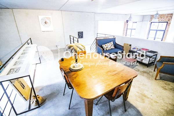Picture of an event venue rental in Brussel, Brussels, Inside Tim's gallery 18157