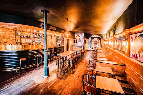 Picture of an event venue rental in Brussel, Brussels, Inside Odran's bar 18357