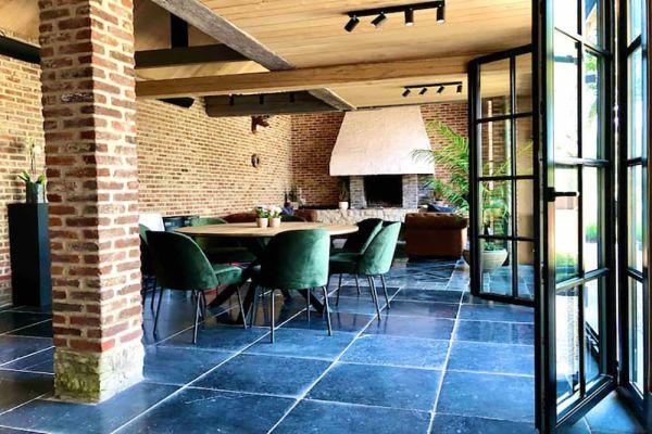Photo d'une salle à louer à Itegem, Anvers, Dans la villa de Jasper 22120