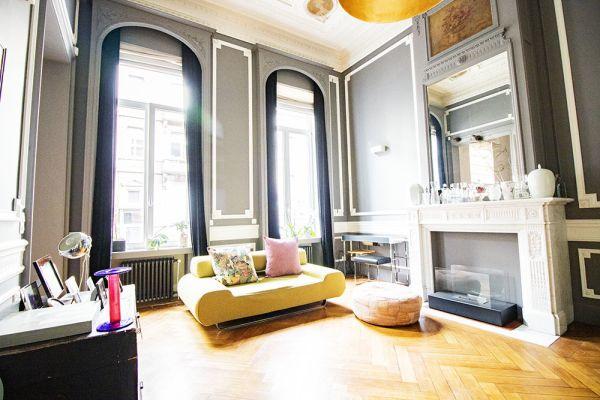 Photo d'une salle à louer à Elsene, Bruxelles, Dans le duplex de Magnolia 18664
