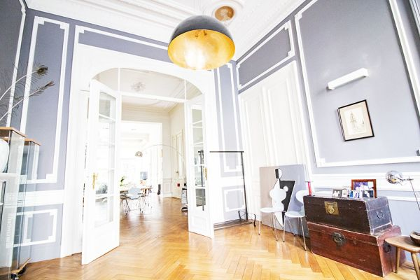 Photo d'une salle à louer à Elsene, Bruxelles, Dans le duplex de Magnolia 18665
