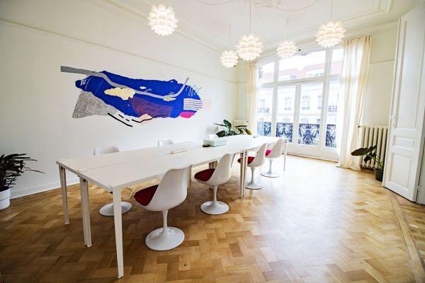 Photo d'une salle à louer à Brussel, Bruxelles, Dans l'espace de coworking d'Alba 18895
