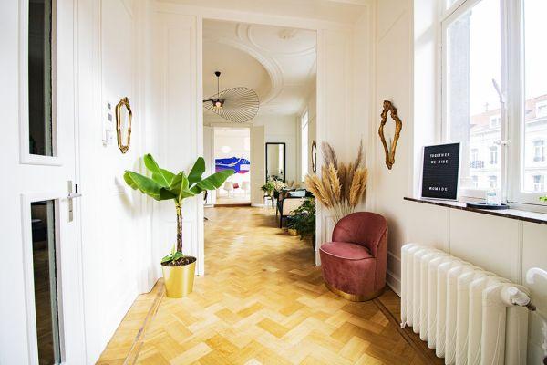 Photo d'une salle à louer à Brussel, Bruxelles, Dans l'espace de coworking d'Alba 18900