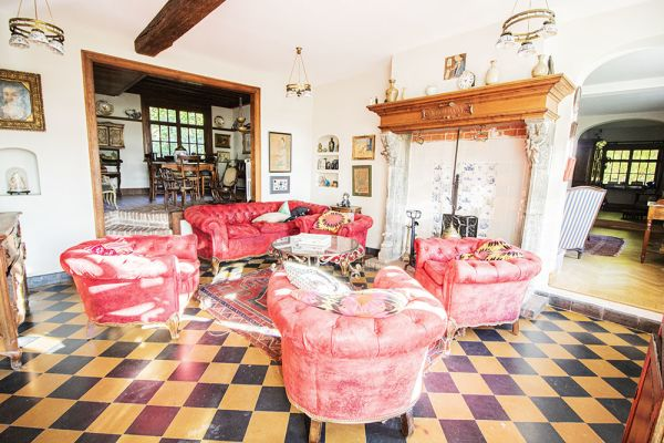 Photo d'une salle à louer à Merelbeke, Flandre Orientale, Dans la maison de Raymond 18926