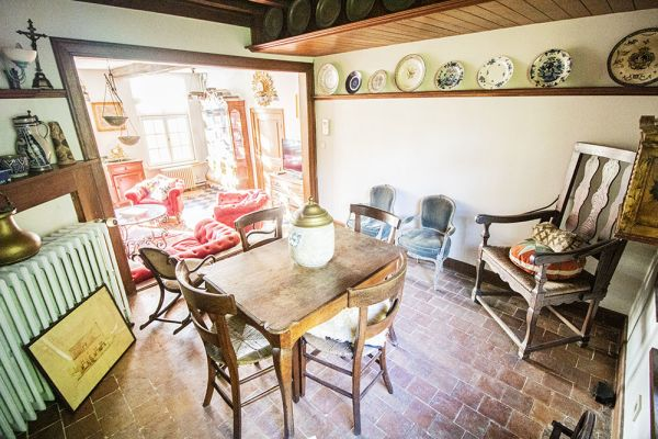 Photo d'une salle à louer à Merelbeke, Flandre Orientale, Dans la maison de Raymond 18928