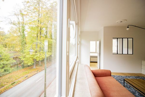 Picture of an event venue rental in Elsene, Brussels, Inside Margaux apartment 19214