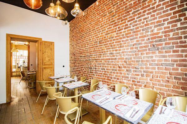Picture of an event venue rental in Saint-Gilles, Brussels, Inside Olivier's restaurant 19386