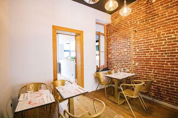Picture of an event venue rental in Saint-Gilles, Brussels, Inside Olivier's restaurant 19387