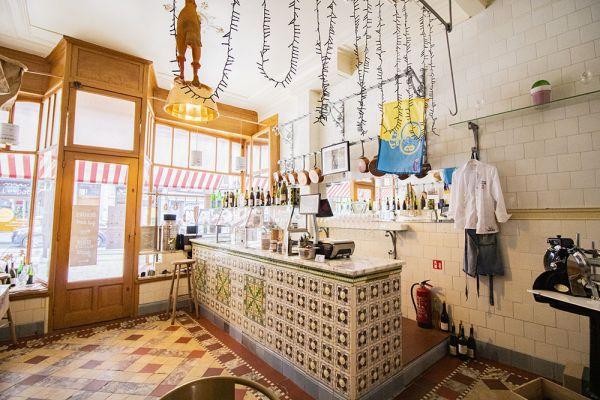 Picture of an event venue rental in Saint-Gilles, Brussels, Inside Olivier's restaurant 19390