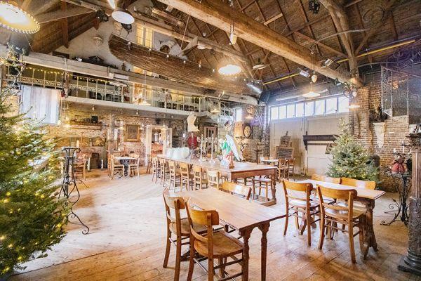 Photo d'une salle à louer à Hansbeke, Flandre Orientale, Dans la ferme de Katleen 20268
