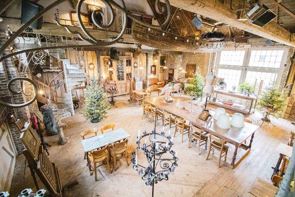 Photo d'une salle à louer à Hansbeke, Flandre Orientale, Dans la ferme de Katleen 20270