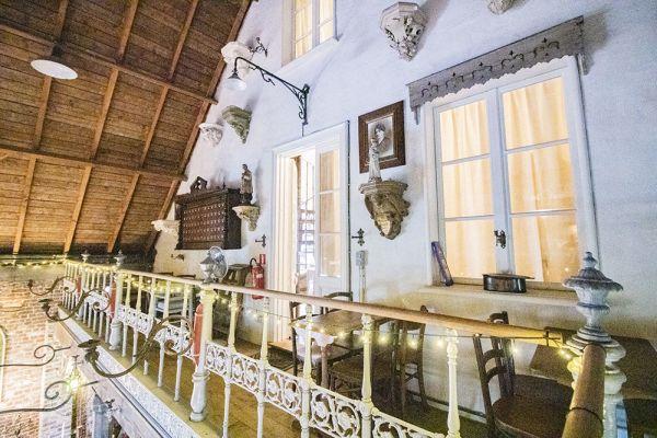 Photo d'une salle à louer à Hansbeke, Flandre Orientale, Dans la ferme de Katleen 20271